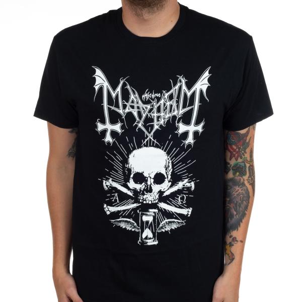 Daemon LP (Black) + Death T-Shirt Bundle