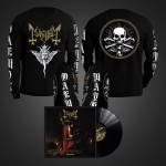 Pre-Order: Daemon LP (Black) + Winged Demon Long Sleeve Bundle