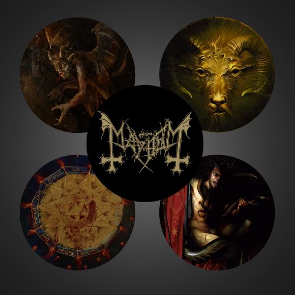 Daemon CD + Winged Demon Long Sleeve Bundle