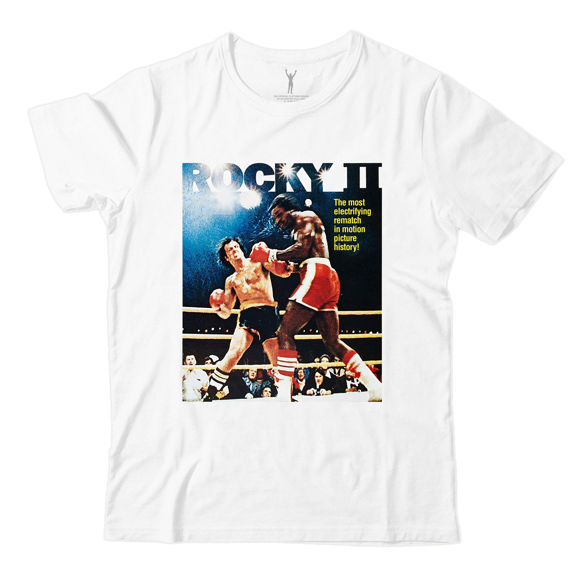 Rocky II Rematch Of The Century Tee