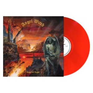 Angel of Light (Red Vinyl)