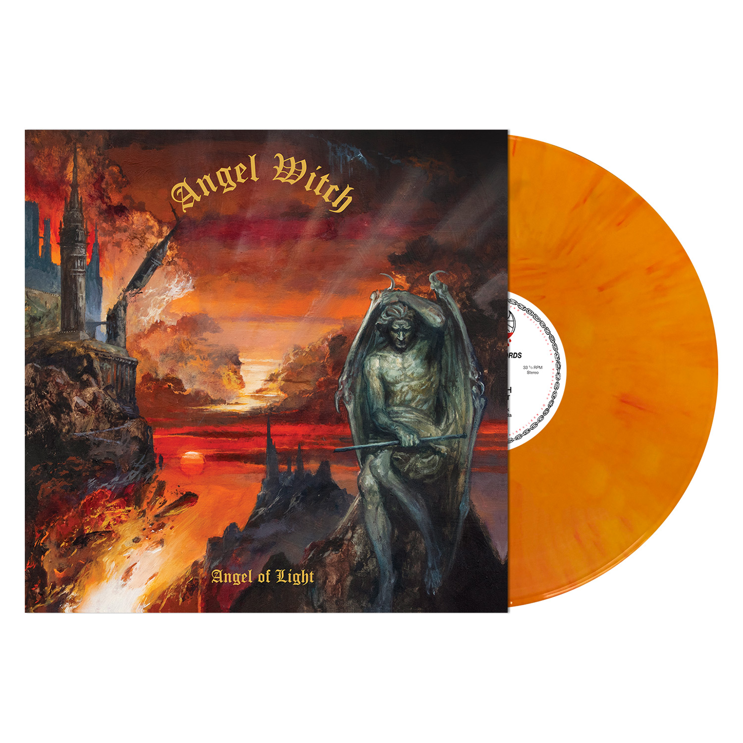Angel of Light (Marbled Vinyl)