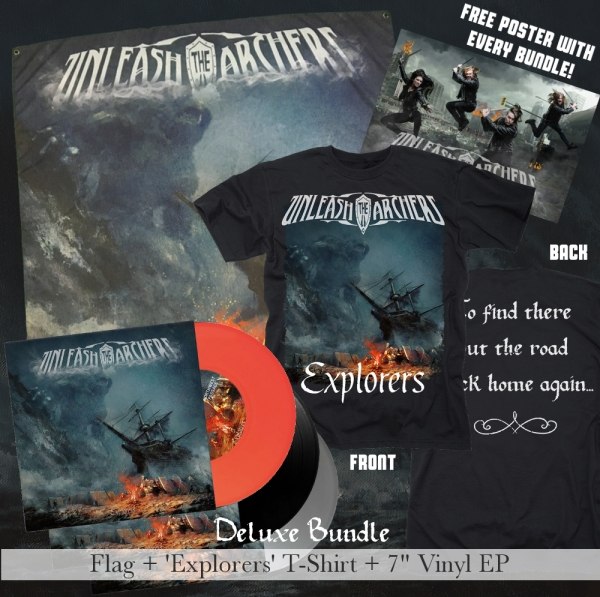 Explorers Deluxe Bundle