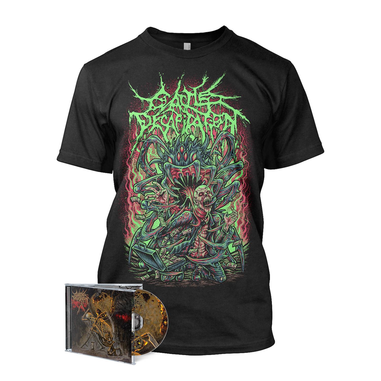 Death Atlas - CD Bundle -  Lost Profits