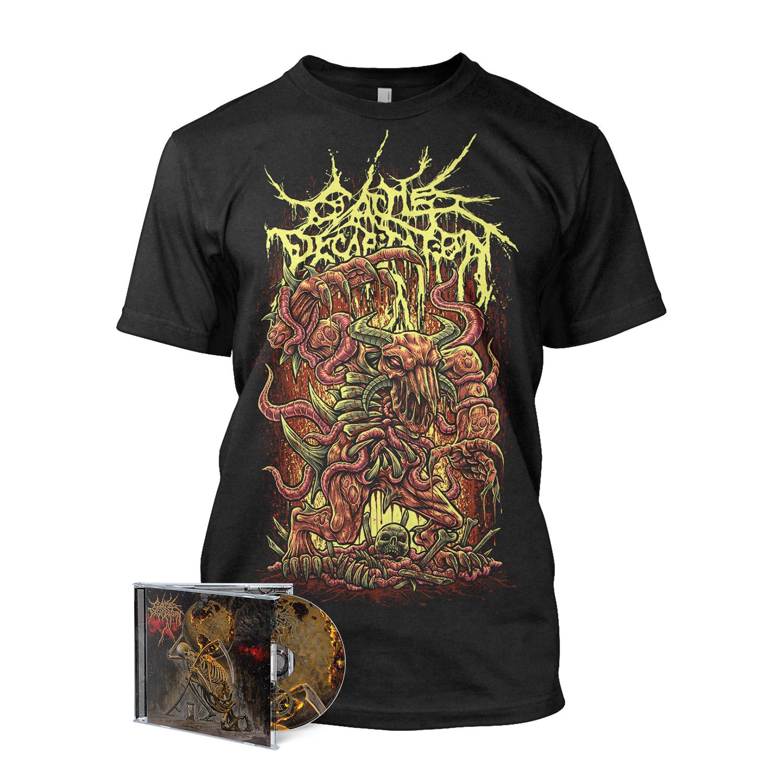 Death Atlas - CD Bundle -  The Beast