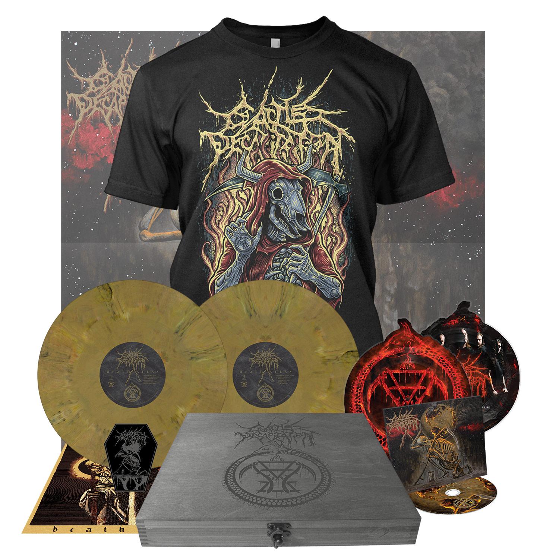 Death Atlas - Box Bundle -  Reaper Ramirez