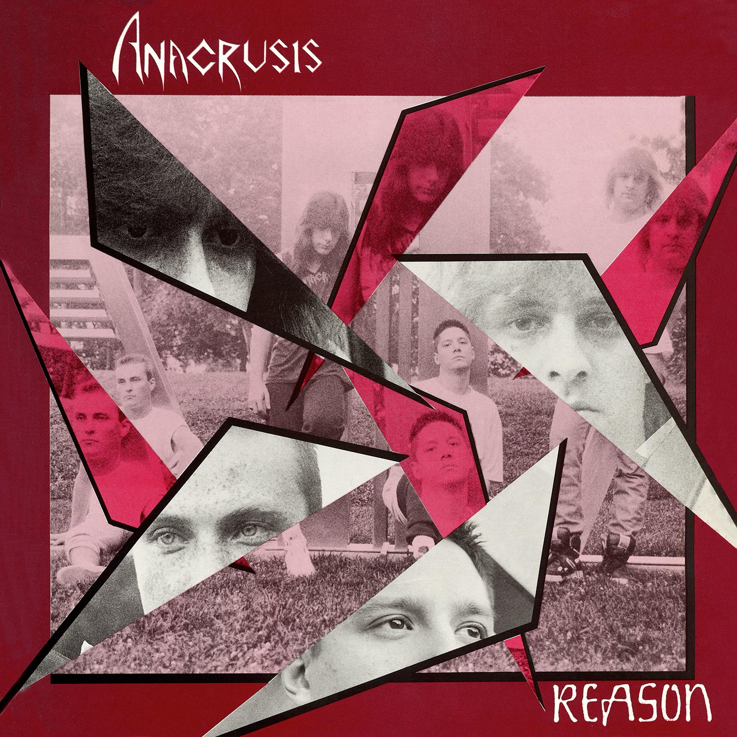 Reason (Clear / Pink Marbled)