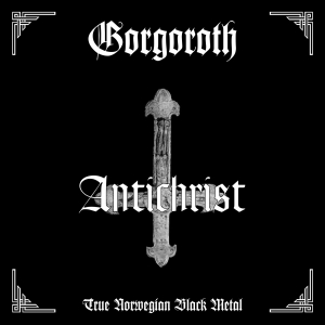 Antichrist (silver vinyl)