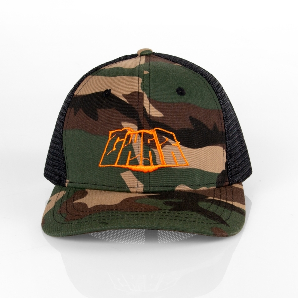 Keep Logo Camo Hat