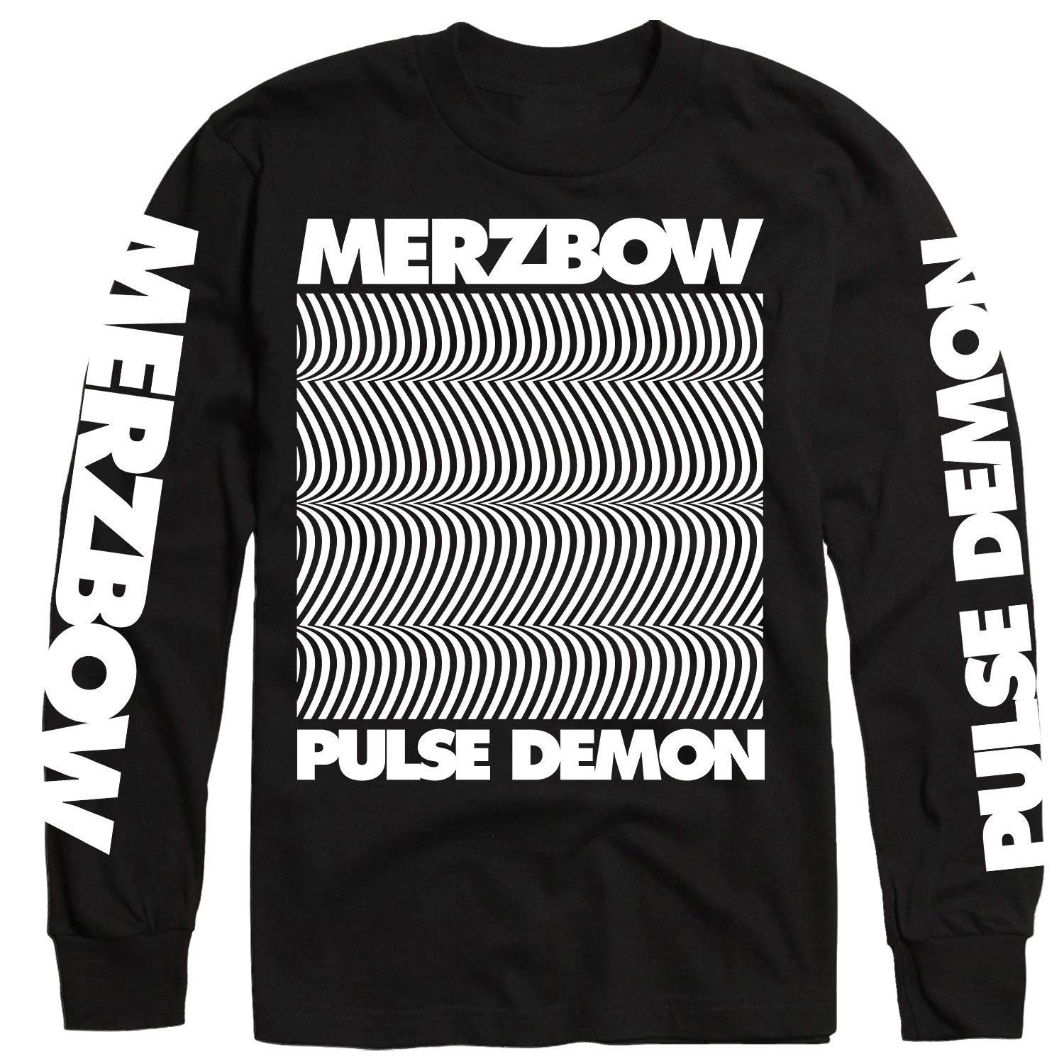 Pulse Demon Longsleeve Shirt + Reissue 2LP Bundle