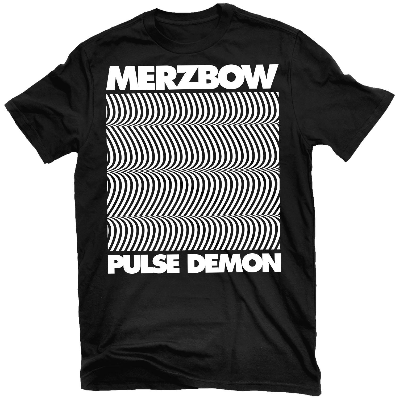 Pulse Demon T Shirt + Reissue 2LP Bundle