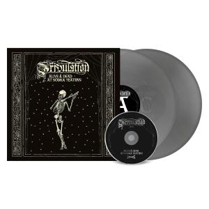 Pre-Order: Alive & Dead at Södra Teatern (Silver Vinyl)