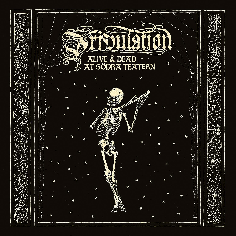 Alive & Dead at Södra Teatern (Silver Vinyl)