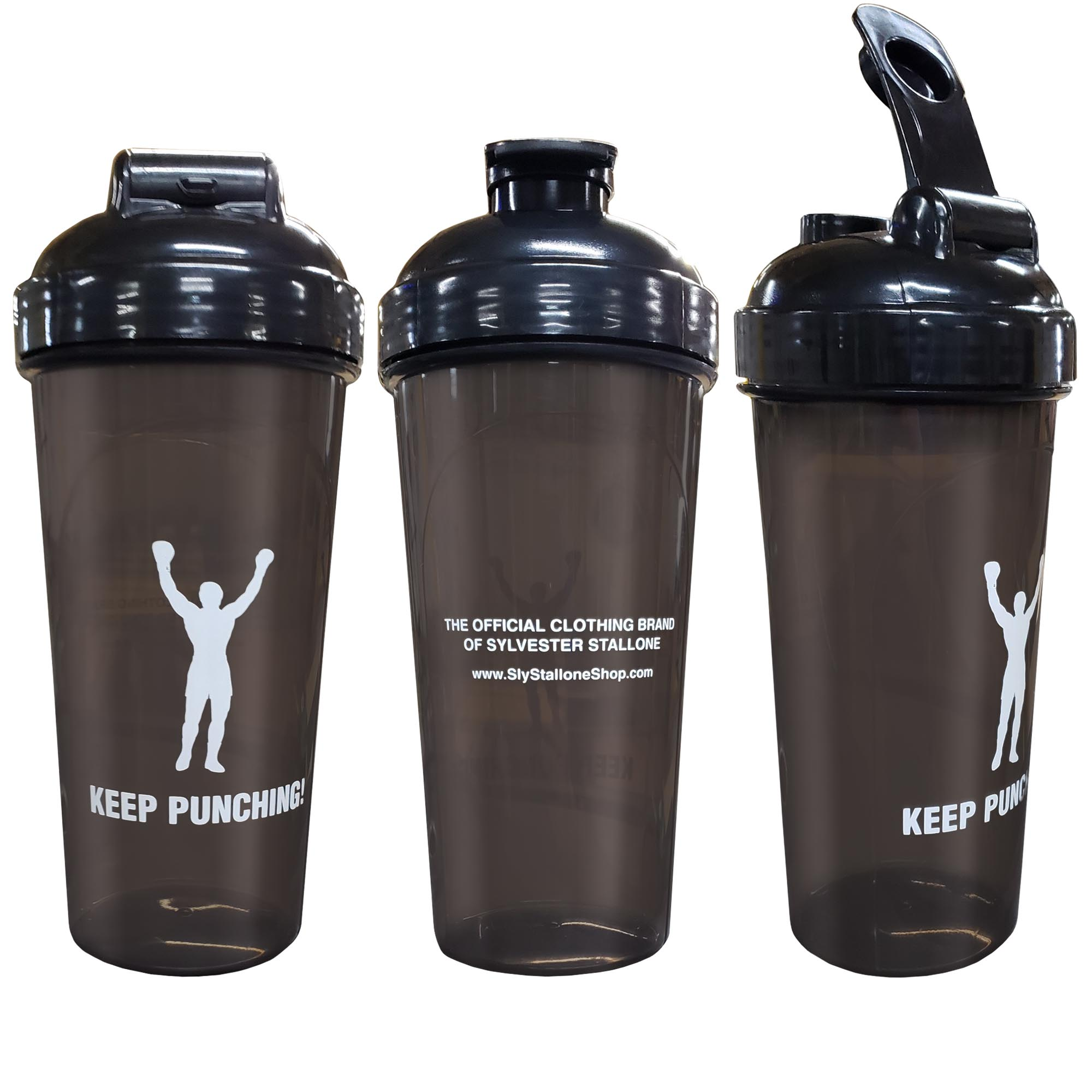 KEEP PUNCHING Protein Shaker