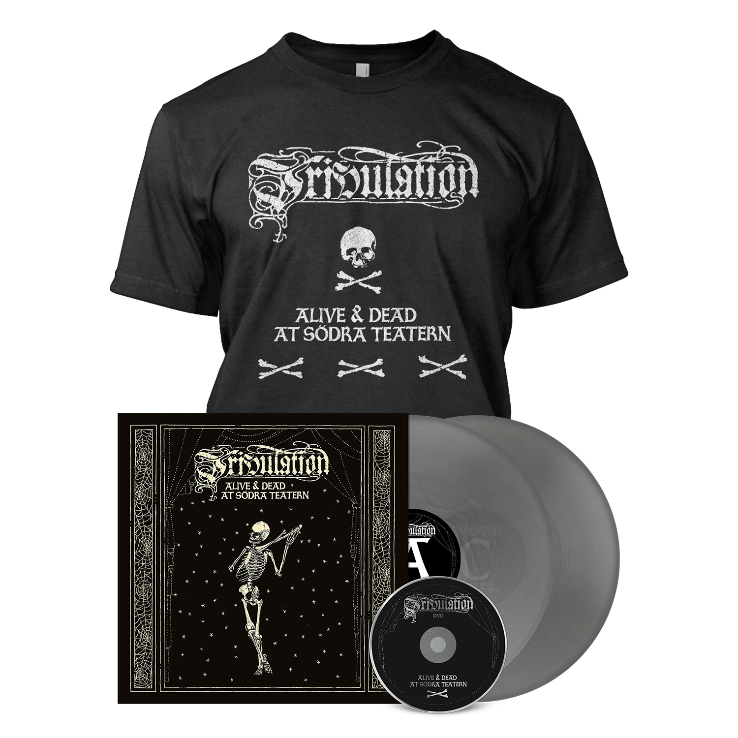 Alive & Dead at Södra Teatern - LP Bundle