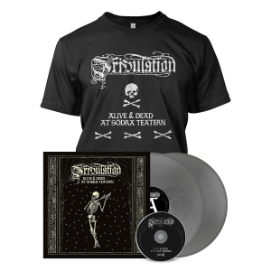 Pre-Order: Alive & Dead at Södra Teatern - LP Bundle