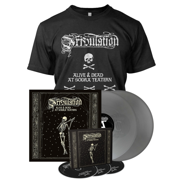Alive & Dead at Södra Teatern - Deluxe Bundle