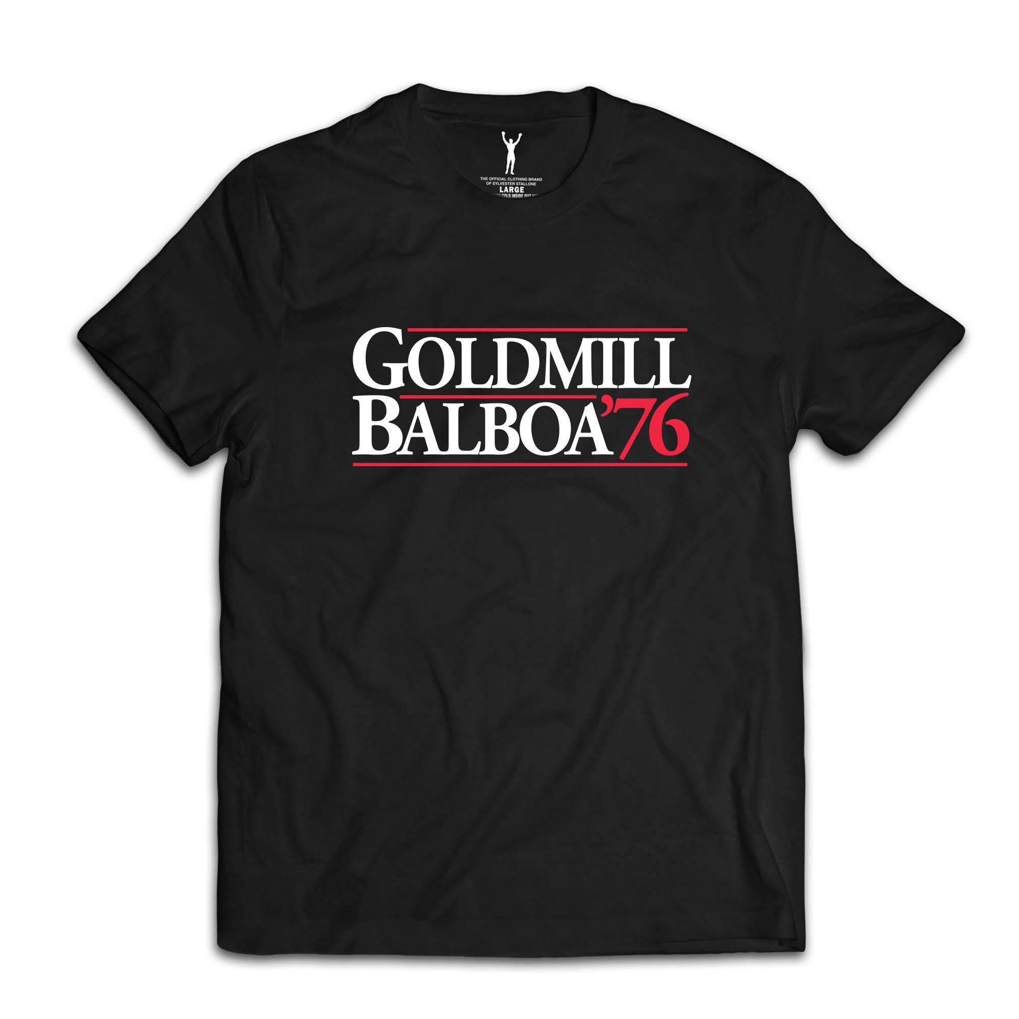 Goldmill Balboa '76 Tee