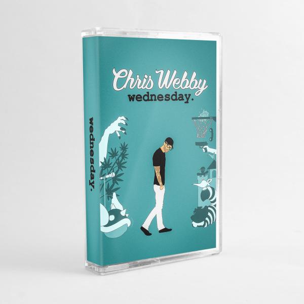 Wednesday Cassette Tape