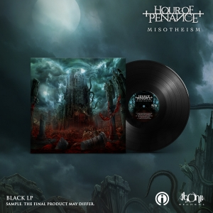 Misotheism (black vinyl)