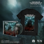 Misotheism CD + Tee Bundle