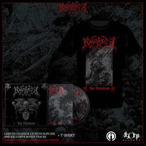 Non Debellicata Limited CD + Tee Bundle