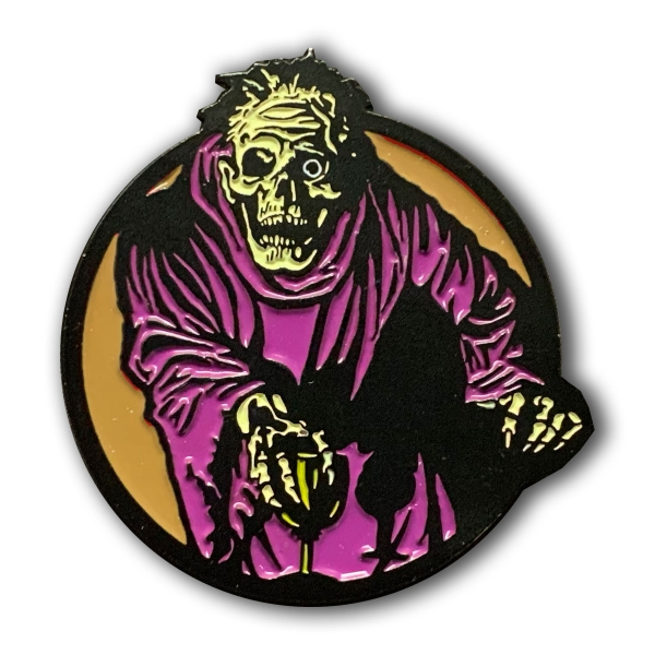 Scream Bloody Gore Enamel Pin
