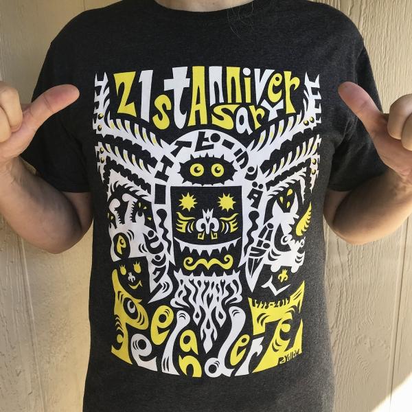 Anniversary T-shirts