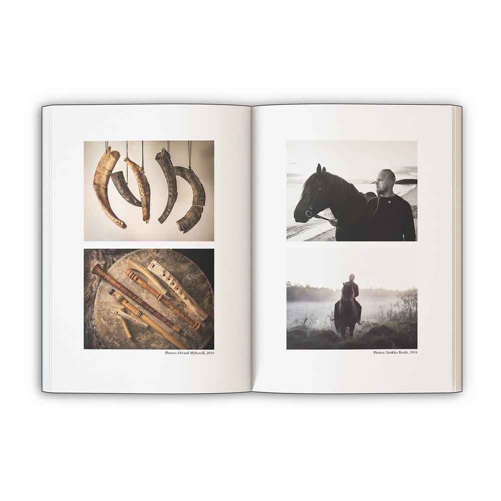 Runaljod Trilogy Book + 3CDs