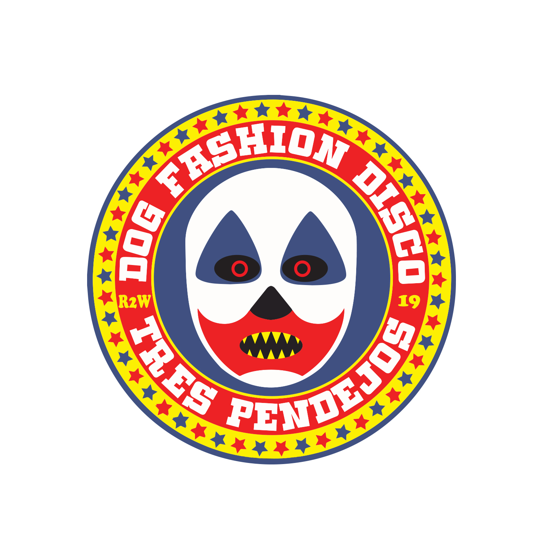 Tres Pendejos CD/Patch/Sticker Bundle