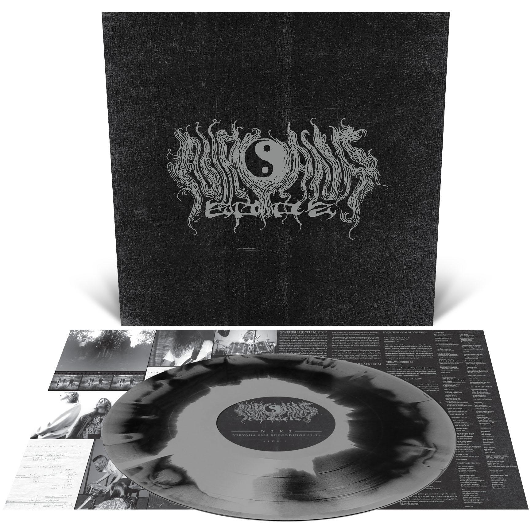 Nirvana 2002 Recordings ('89-'91) Reissue
