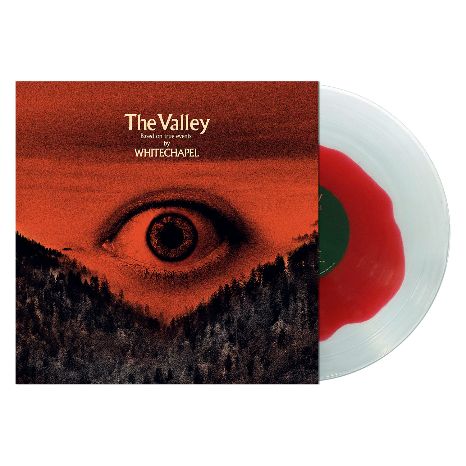 The Valley (Clear Haze Vinyl)