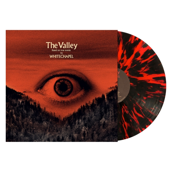 The Valley (Red Splatter Vinyl)
