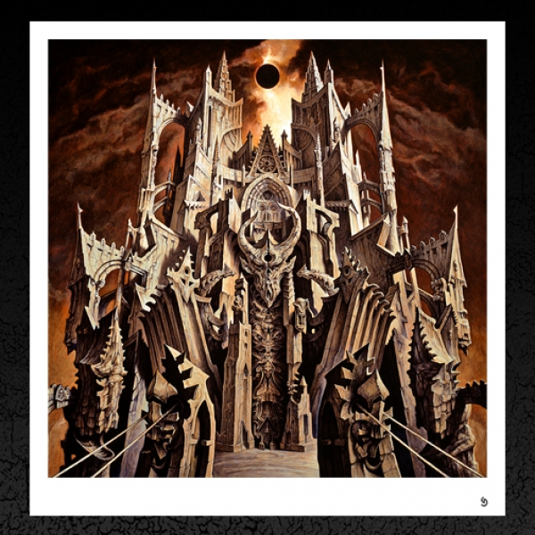 Demon Hunter. Album Cover