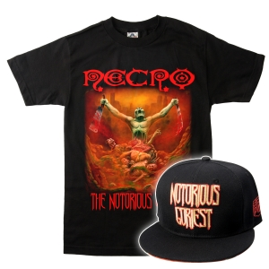 Notorious Goriest Shirt & Hat Bundle