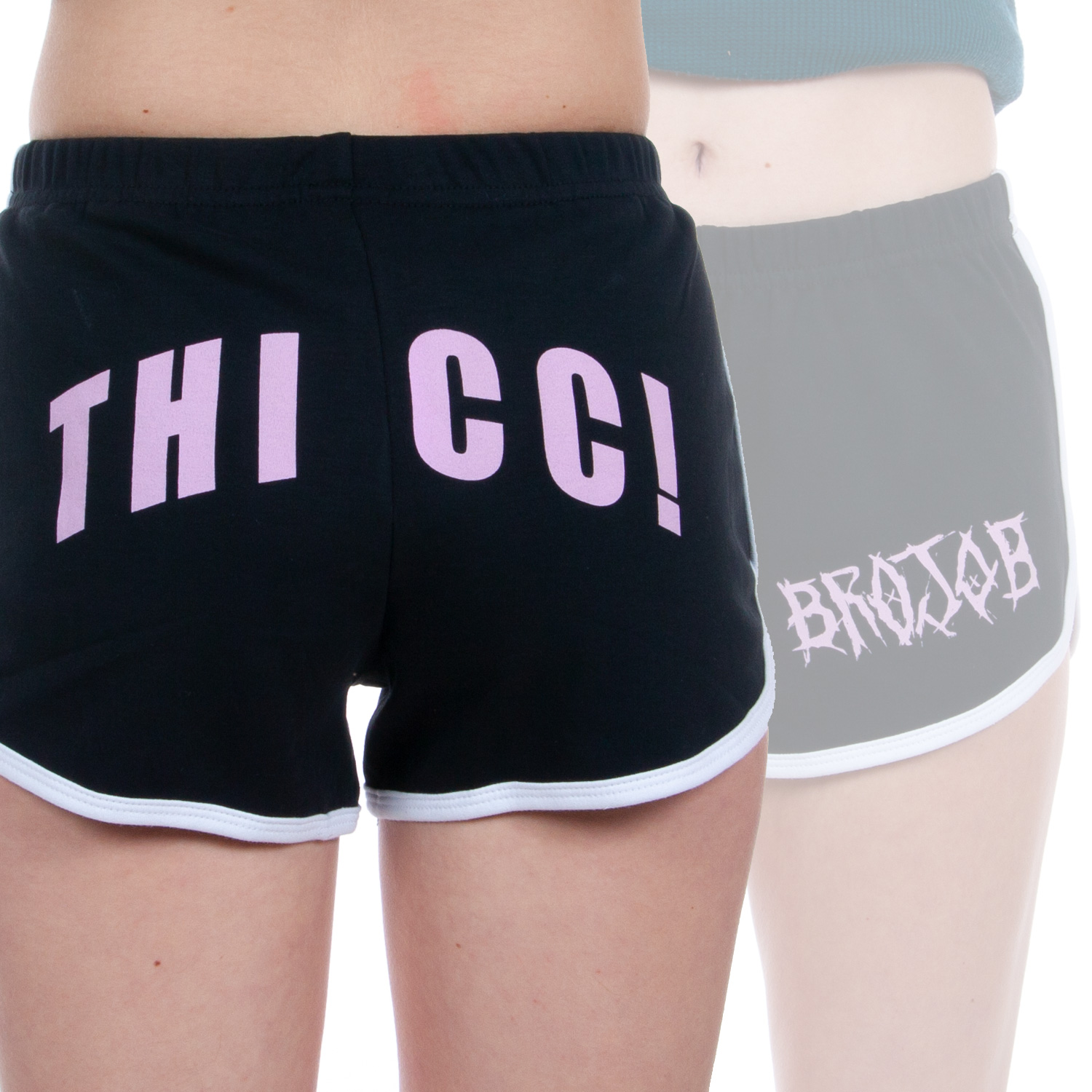 Thicc Track Shorts
