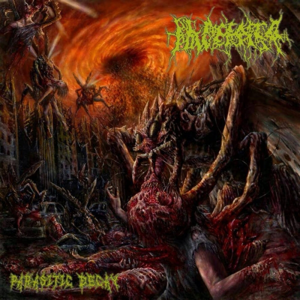 Parasitic Decay
