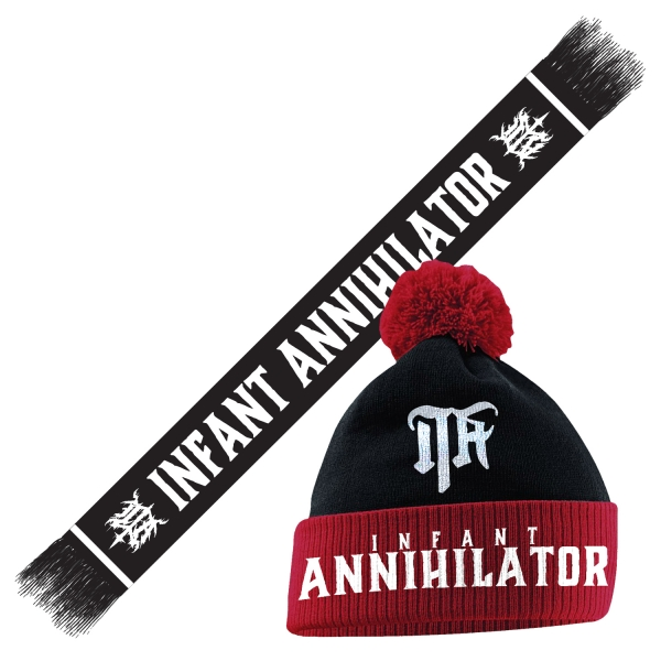 Custom Knit Hat & Scarf Bundle