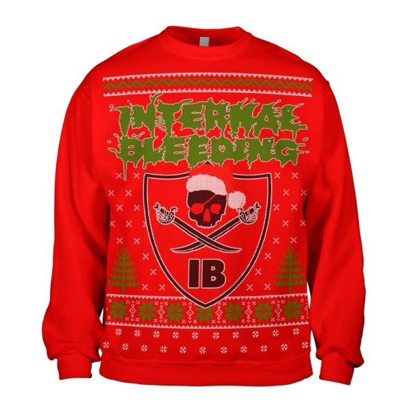IB Holiday Sweater