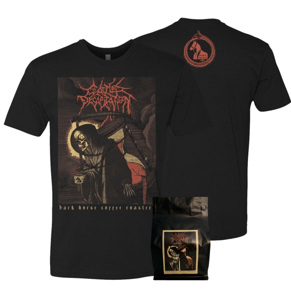 Dark Horse Coffee & Tee Bundle
