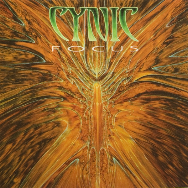 Cynic -stickers - Focus / Traced In Air / Re-Traced