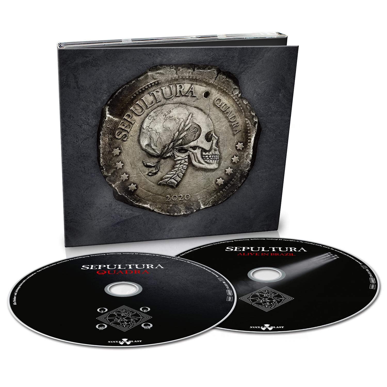 Quadra Deluxe 2CD Bundle