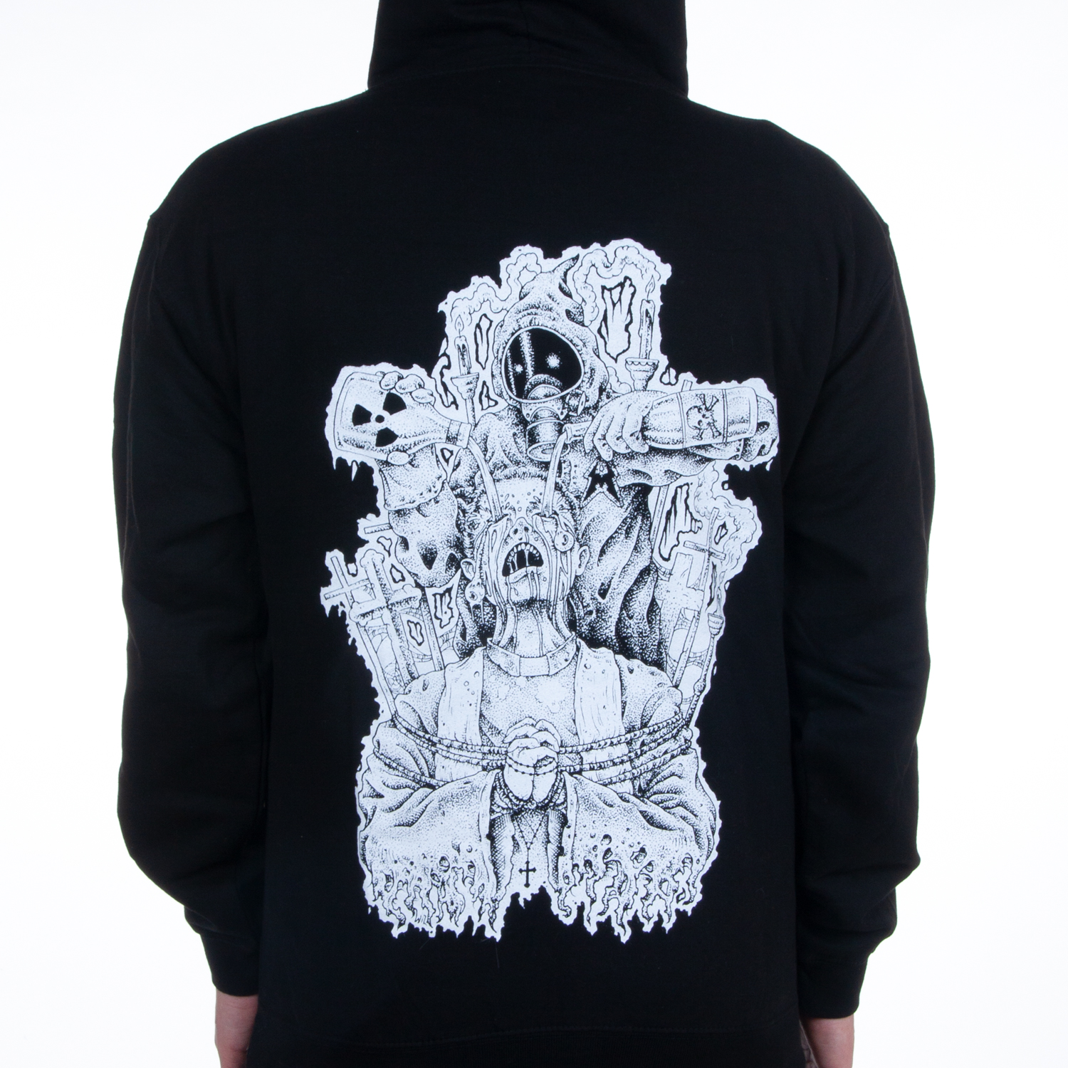 Priest Pullover (Two-sided)