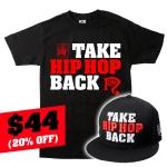 Take Hip Hop Back Slogan Tee Bundle