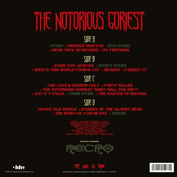 Notorious Bundle 3
