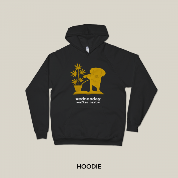 Wednesday After Next Hoodie