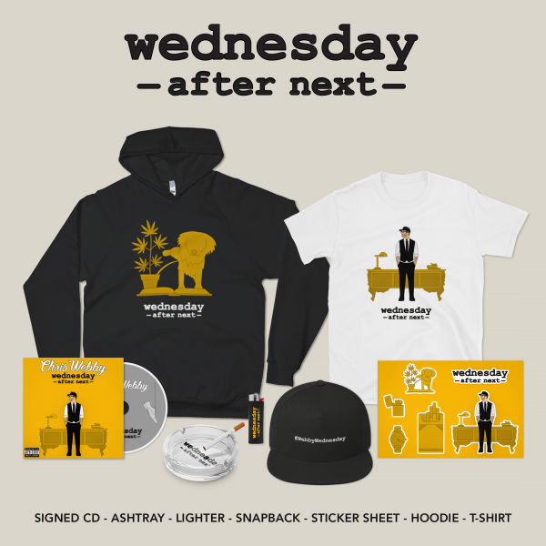 Wednesday After Next Limited Edition Bundle