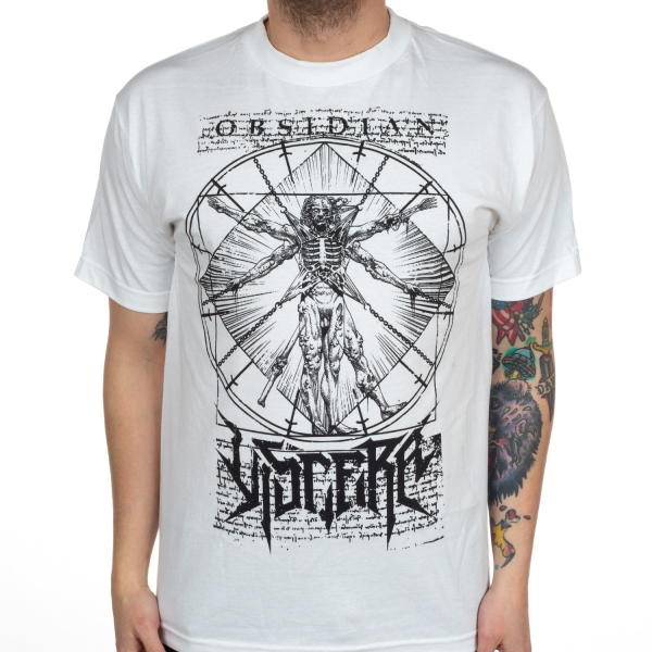 Flailed Vitruvian Man (White)