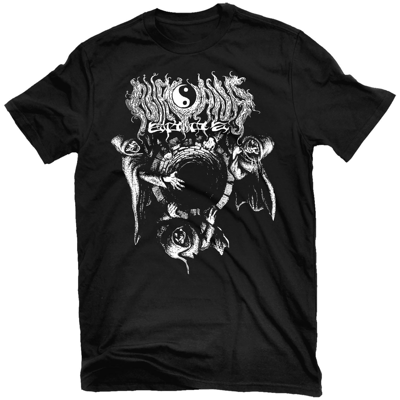 Disembodied T Shirt + Nirvana 2002 Recordings ('89-'91) LP Reissue Bundle