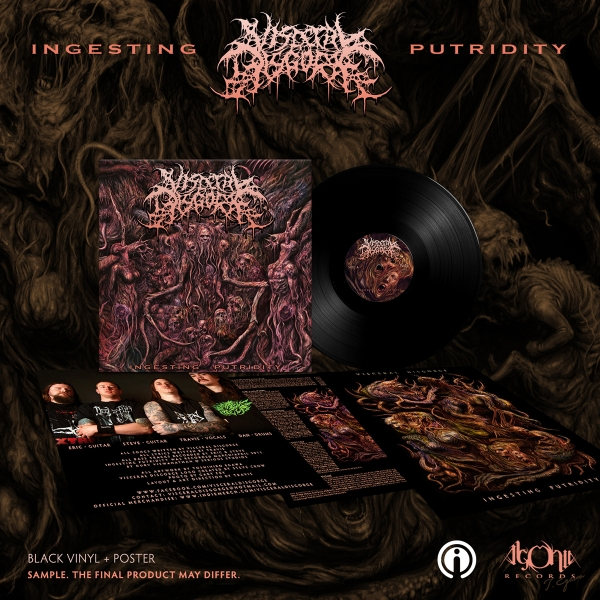 Ingesting Putridity (Black)